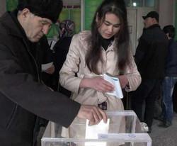 پیروزی حزب حاکم تاجیکستان در انتخابات پارلمانی