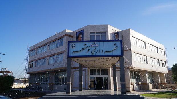 شهرداری خرمشهر بیش از ۱۰۰ میلیارد تومان بدهکار است