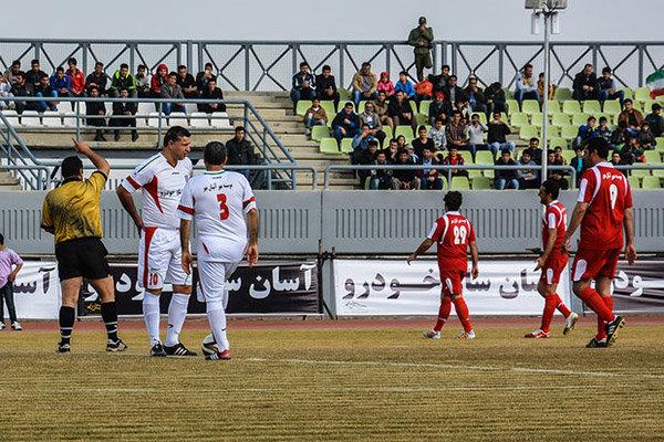 تیمهای فوتبال منتخب سال ۹۸ و اردبیل به مصاف هم می روند