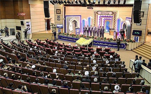 برترین های مسابقات سراسری قرآن کریم در تبریز معرفی شدند