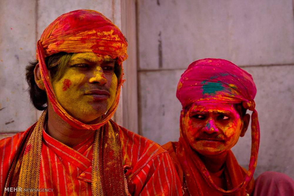 جشنواره لاتمار در هند