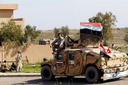 القوات العراقية تسيطر على قائمقامية هيت