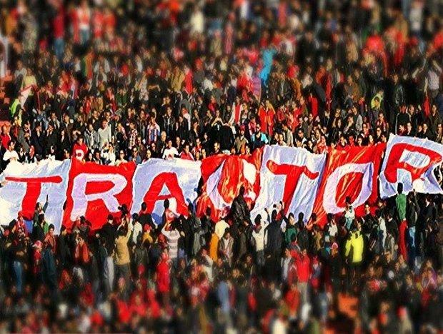 پیروزی تراکتورسازی برابر الاهلی در پایان نیمه اول