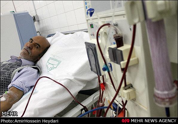 ۱۸۸ بیمار در انجمن کلیوی زنجان پرونده دارند