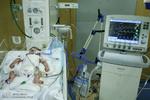 مراسم افتتاح بخش مراقبت های ویژه نوزادان