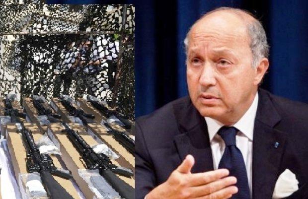 دروغ فرانسه در پرونده قرارداد تسلیحاتی با ارتش لبنان