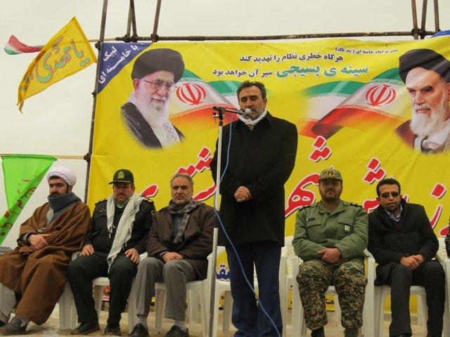 ایران کانون مقاومت در مقابل دشمنان بشریت است