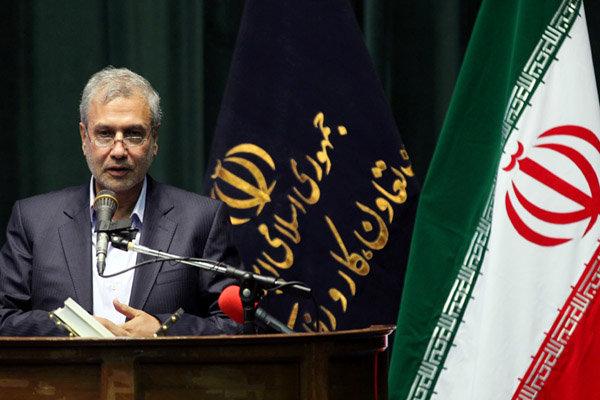 علی ربیعی وزیر تعاون، کار و رفاه اجتماعی
