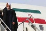 سفر روحانی به ترکمنستان
