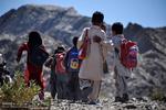 تشکیل مدارس روی کوه و تپه/ اینجا محرومیت هم دیده نمی شود