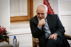 دیدار های امروز محمد جواد ظریف وزیر امور خارجه