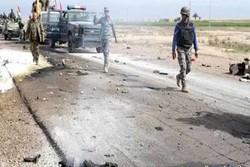 تدمير صهريج مفخخ يقوده إنتحاري غرب الرمادي