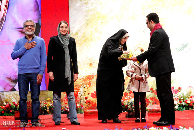 همسر محمد سلوکی عکس جدید بازیگران اکران نوروزی