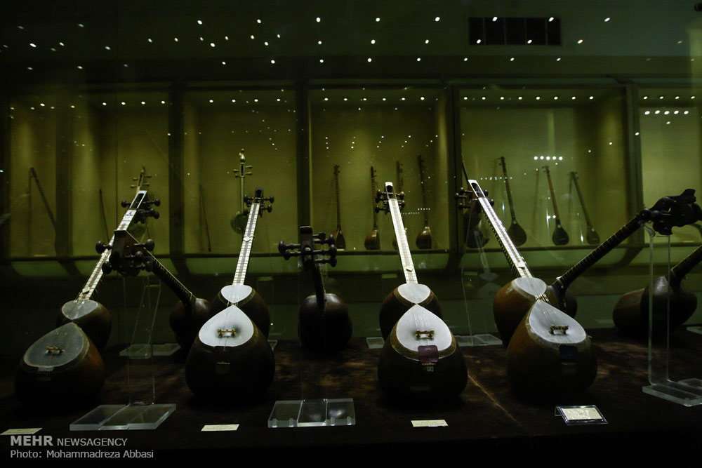Museum of Music of Iran - IN PHOTOS