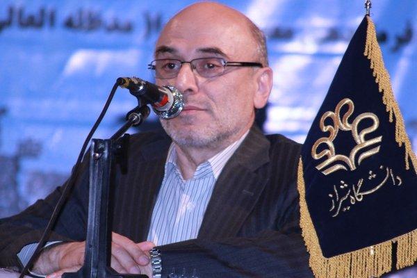 مجید ارشاد رئیس دانشگاه شیراز