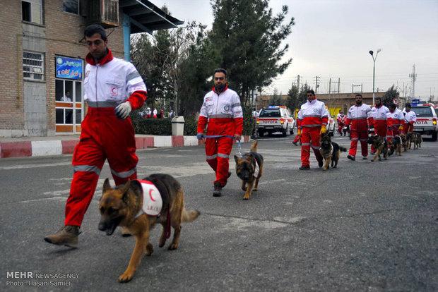 اعزام ۱۶ تیم نجات به مناطق سیل زده شرق تهران