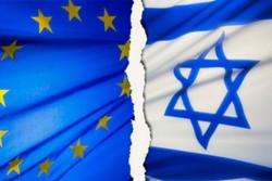 یورپی یونین کا اسرائیل پرپابندیاں عائد کرنے پرغور