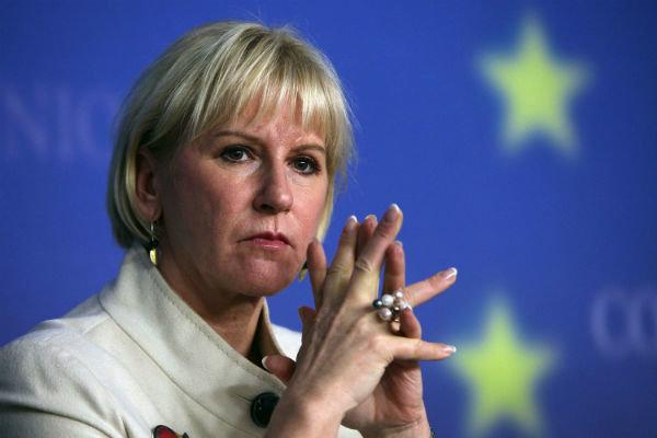 سوئد «پیمان منع استفاده از تسلیحات هسته ای» را امضا نمیکند