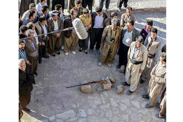 شکستن تفنگ پنج ملیونی بخاطر یک مستند