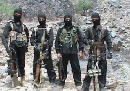 امریکہ کے تربیت یافتہ دہشت گرد شام میں داخل