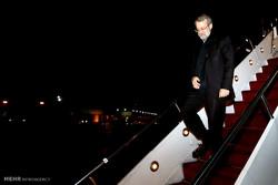 رییس مجلس شورای اسلامی به تهران بازگشت