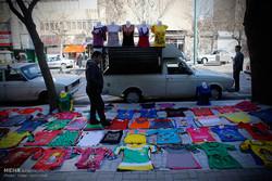 بازارچه دستفروشان گلشهر ساماندهی میشود