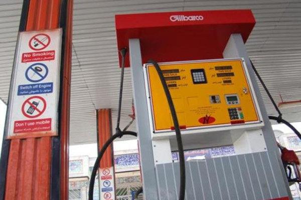 مصرف بنزین مردم فارس سه درصد افزایش یافت