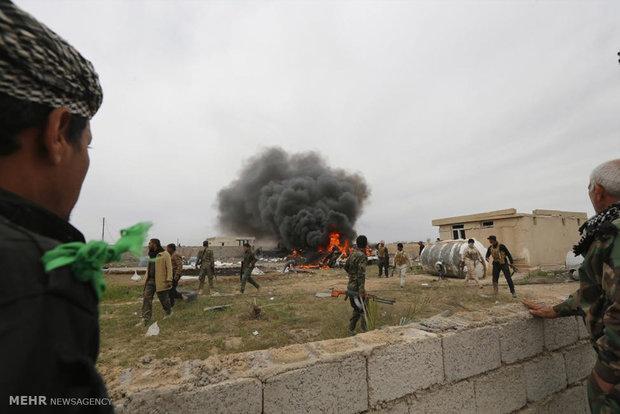 نخست وزیر عراق از آزادی کامل تکریت خبر داد
