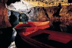 کراپشده - غار علیصدر همدان