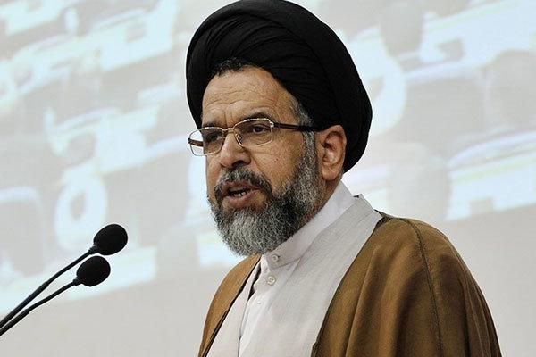 وزيرالأمن الايراني: جنودنا البواسل سوف ينتقمون من مخططي الاعتداء الإرهابي