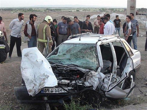 محورهای اصفهان و بندرعباس بیشترین حوادث ترافیکی فارس را داشته اند