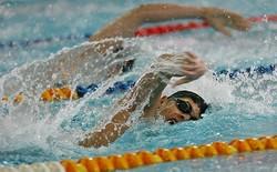 مسابقات دوجانبه شنا با معرفی نفرات برتر در اراک پایان یافت