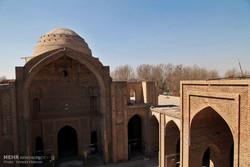 تور گردشگری دانش آموزان از بناهای تاریخی مذهبی ورامین برگزار شد
