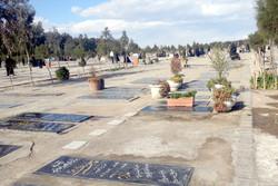 درآمد ناشی از فروش قبر صرف پروژههای عمرانی باغ رضوان میشود