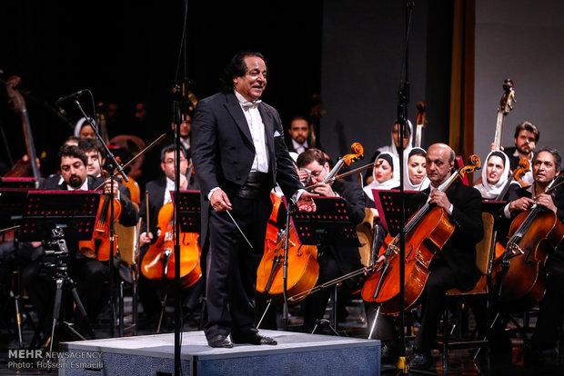 هیجان یک رهبر ارکستر بینالمللی در تهران/ وعدهای که محقق شد