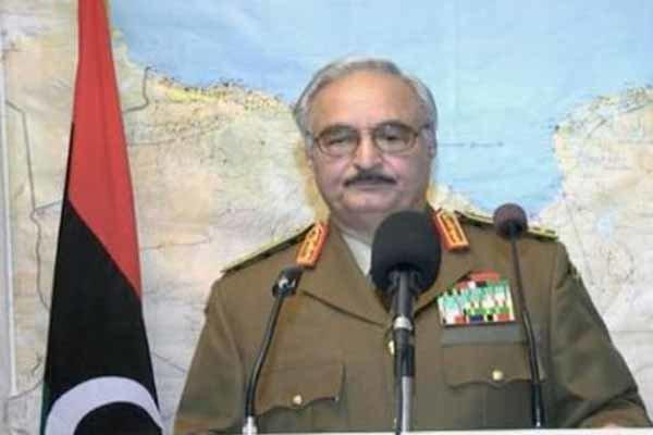 ظرف مدت کوتاهی بر بنغازی مسلط خواهیم شد