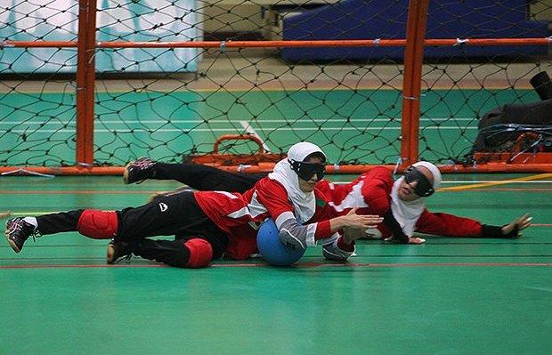 ورزشکار مریوانی نشان نقره مسابقات گلبال پاراآسیایی را کسب کرد