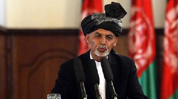Ghani declares day of mourning for victims of school bombing