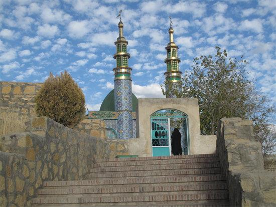 امامزاده کوه همدان