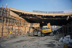 میدان جانبازان عید فطر تکمیل میشود