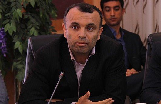 رضا عوض پور معاون استاندار بوشهر