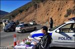 پلیس راه - جاده - ترافیک - راهور