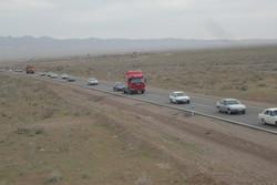 محدودیت چند روزه تردد خودروهای سنگین در هراز اعمال می شود