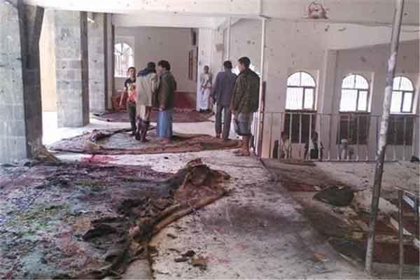 قصف جوي لتحالف العدوان السعودي على محافظة الحديدة