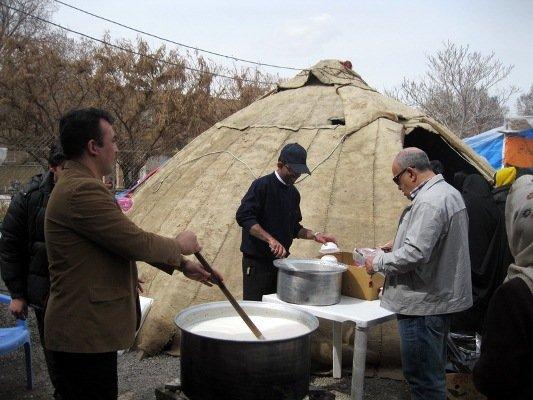 ۷ غذای سنتی اردبیل در نمایشگاه گردشگری ایران معرفی میشود