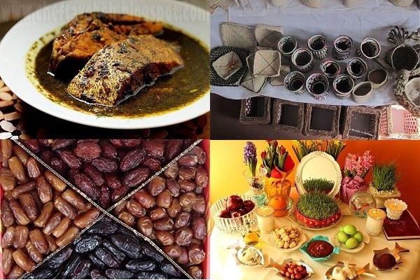 رسم و رسوم و سوغات بوشهر غذا بوشهر
