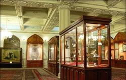 بازدید قرآن آموزان مازندران از موزه های آستان قدس رضوی
