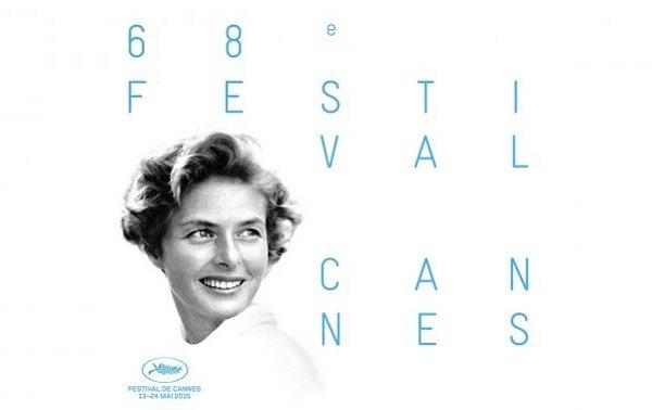 پوستر جشنواره کن: تجلیل از اینگرید برگمن