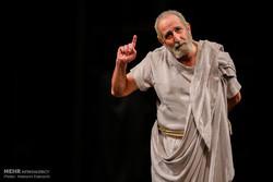 ملاقات نوروزی با «سقراط»/ وضع تبلیغات محیطی تئاتر اسفناک است