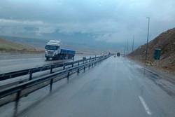 جاده لغزنده - پلیس راه - آب و هوا